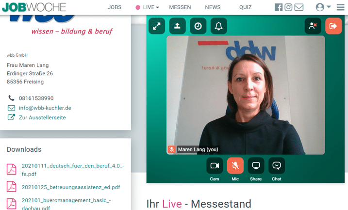 erste virtuelle bildungsmesse freising erding ebersberg dachau